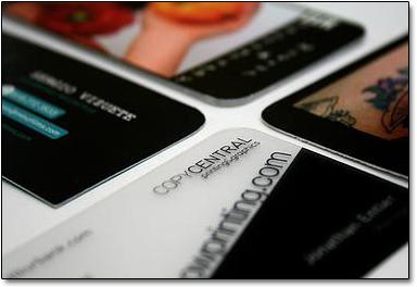 Copymat Westwood | Business Cards