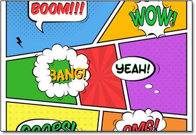 Copymat Westwood | Comic Books
