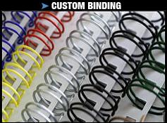 Copymat Westwood | Custom Binding