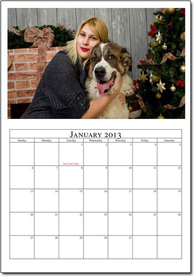 Copymat Westwood | Custom Calendars