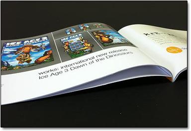 Copymat Westwood | Wrap Books